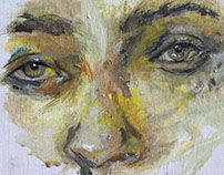 Portraits of Painful Eyes