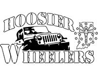 Hoosier Wheelers Logo