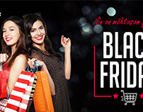 Pasha Holding / Black Friday / 28 Mall