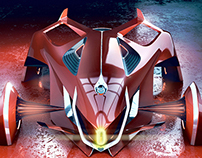 MAZDA ULTRA Concept 2015