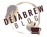 DejaBrew Blog Logo / Branding