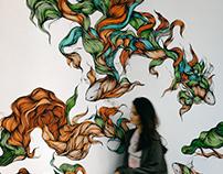 BONSAI / mural