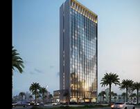Hotel Apartments Building