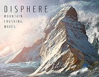 Disphere - album cover Illustration