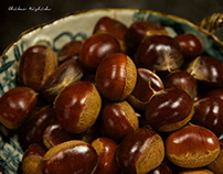 THE FAMOUS CHESTNUTS OF YAMAGA CITY, JAPAN