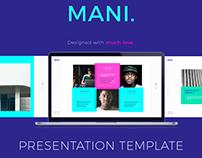 Mani Powerpoint Presentation