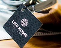 LIKE HOME - retail store design