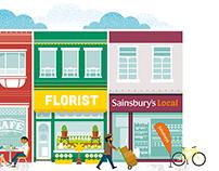 Sainsbury's Nectar Campaign