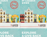 iDiscover City Walks - St. Lazarus