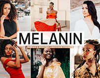 Free Melanin Mobile & Desktop Lightroom Presets