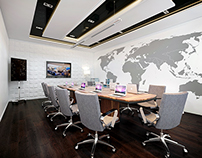 Meeting room for big company @ Riyadh, KSA