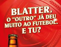 Sagres vs Joseph Blatter | 2014