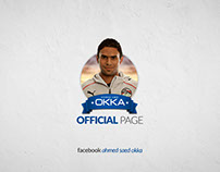 Egyptian football player ahmed saed okka official page