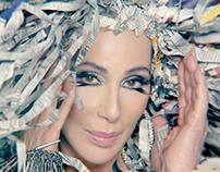 """Cher """"Woman's World"""" Music Video (Super77 Cut)"""