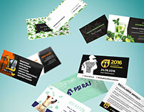 Business Cards 2016