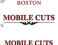 Mobile Cuts Logo Change