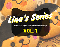Lina's Peripherals Products Design Vol.1