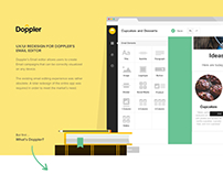 Doppler's Drag & Drop Editor