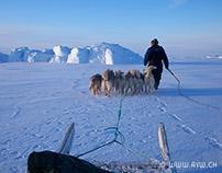 Bei den Inuits in Nordwest-Grönland