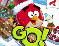 Angry Birds Go! Christmas Special