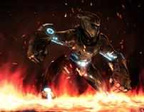 Online Game VFX