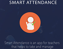 Smart Attendance Android app
