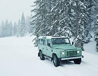 Land Rover - Defender Heritage Hue166