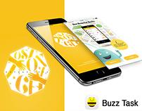 Buzz Task App Re-Design Concept