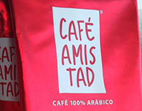 Coffee Packaging - Café Amistad