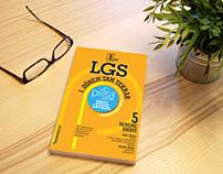 Deneme Bank LGS Kapak Çalışması.