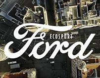 Ford EcoSport 2017 - Film Internazionale.