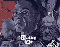 Breaking Bad • Alternative Poster