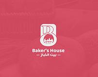 Baker's House Branding Design Concept (2)