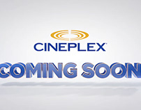 CINEPLEX / SCOTIABANK — COMING SOON