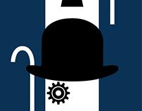 The Chaplin Brothers Logo