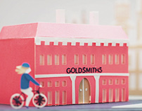 Goldsmiths - Stand out to Future Employers