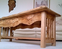 Updated Wainy Edge Series of Furniture