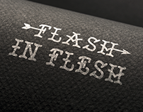 Newsletter Project - Flash In Flesh