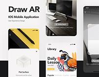 Draw AR – IOS Mobile App