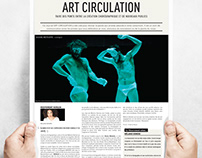 Magazine Art Circulation