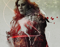 Aslaug - The Queen