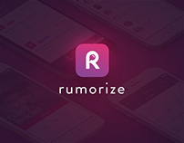 Rumorize - iOS & Android App