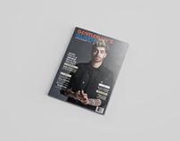 Magazine Redesign: GQ | (12.16.16)