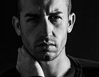 Men's Portrait photography - Studio photography