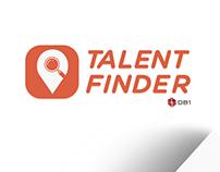 Criação - Talent Finder