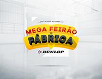 Lotus Pneus - Mega Feirão de Fábrica Dunlop