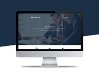 Mavetec Website ● 2016