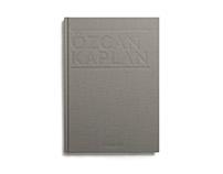 Özcan Kaplan Exhibition Catalogue for Dirimart