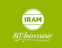 Save the Date - 80º Aniversario IRAM