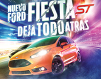 NUEVO FORD FIESTA ST / DEJA TODO ATRÁS